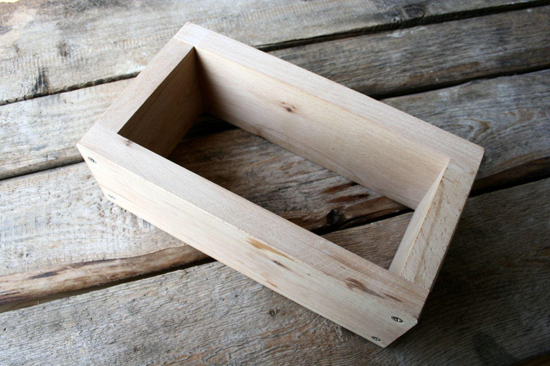 Holzbackrahmen