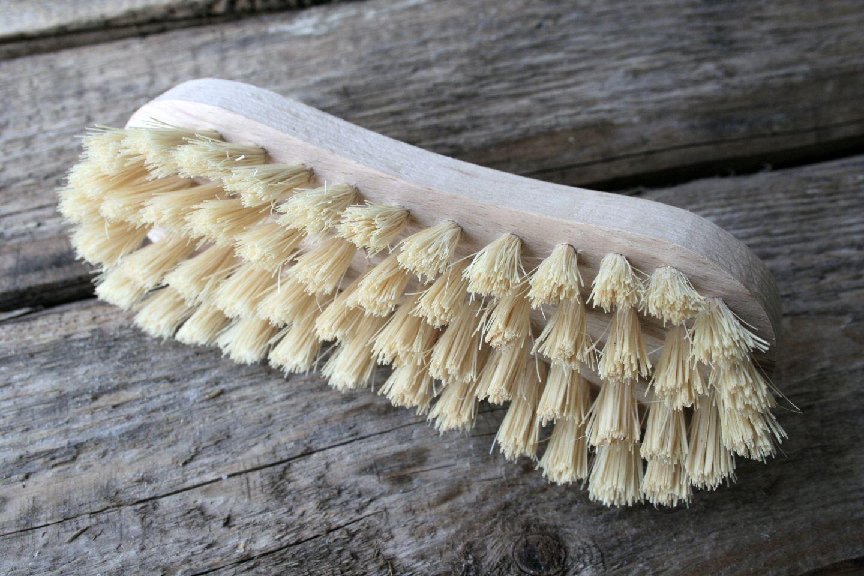 Naturborstenbürste für Glanzstreiche