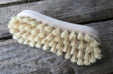 Naturborstenbürste für Glanzstreiche 10