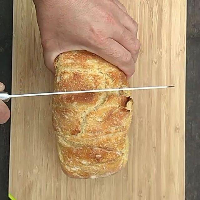 Einfache Rezepte zum Selberbacken von Brot und Brötchen. Mit Hefe. Ideal für Anfänger. 1