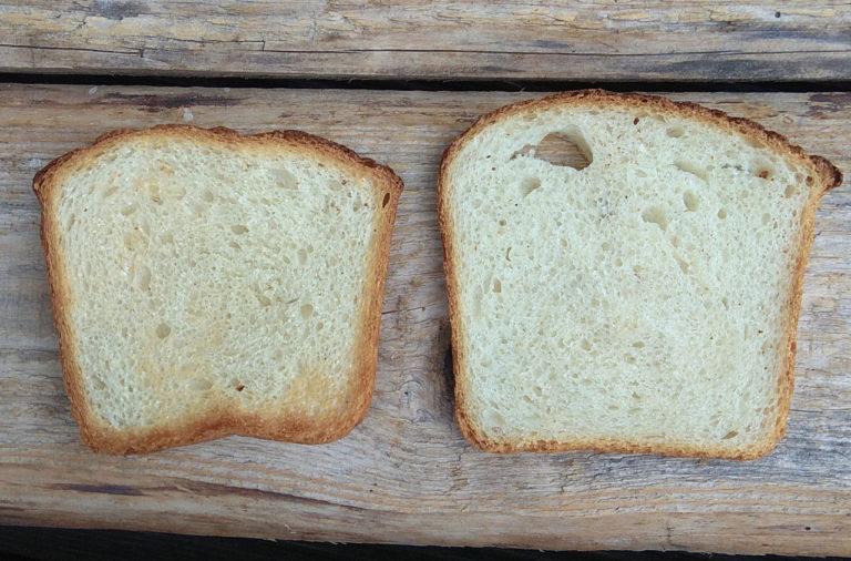 Super easy recipe for homemade toast bread