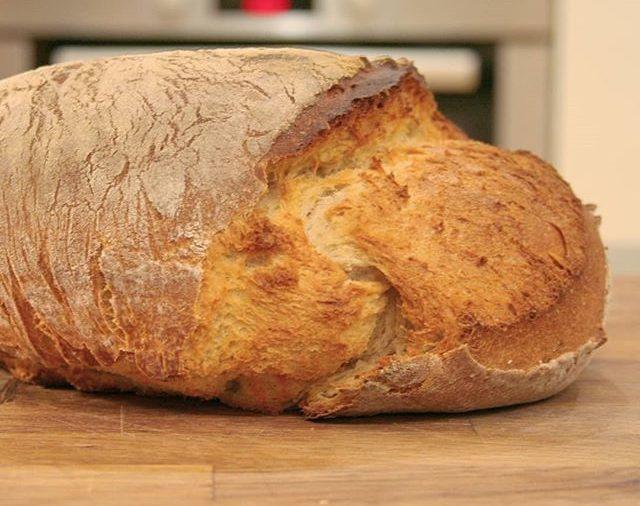 Einfache Rezepte zum Selberbacken von Brot und Brötchen. Mit Hefe. Ideal für Anfänger.